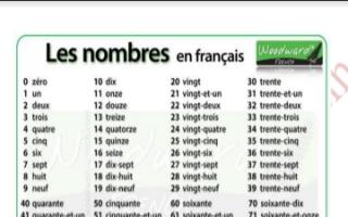 مذكرة فرنسي للصف الحادي عشر أدبي الفصل الثاني ثانوية نورية