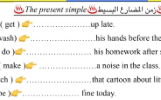 مذكرة الأزمنة لغة انجليزية للمرحلة للمتوسطة والثانوية اعداد خالد سلمان