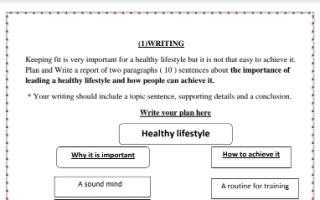 مواضيع انجليزي مع المخطط للصف الثامن اعداد محمد الموزيني